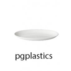 PLASTIC BORD 24cm (PC) Onbreekbaar Roltex - 50 st/ds
