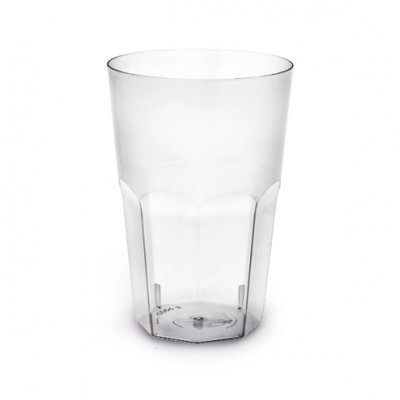 320 x Plastic Cocktailglas 40Cl (PS)