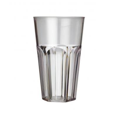60 PLASTIC COCKTAILGLAZEN 34cl (PC) Onbreekbaar Eco Reeks
