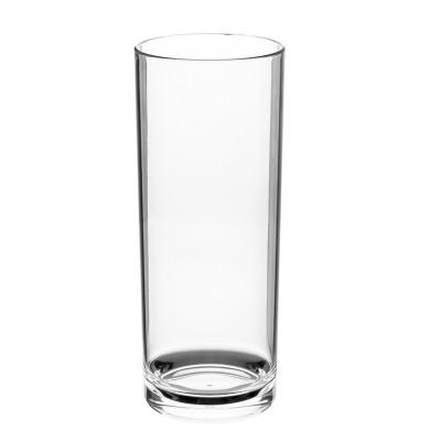 PLASTIC LONGDRINKGLAS 25cl (PC) Onbreekbaar Top Roltex - 50 st/ds
