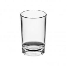 100x Plastic Jeneverglas Shotglas 5cl PC Onbreekbaar