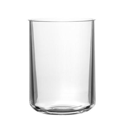 PLASTIC WATERGLAS 280ml (PC) Onbreekbaar Aqua Roltex - 50 st/ds
