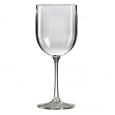 12x Plastic Wijnglazen Glashelder 48cl Onbreekbaar Tropic