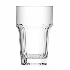 60x Hard Plastic Bierglazen 30cl Onbreekbaar Eco