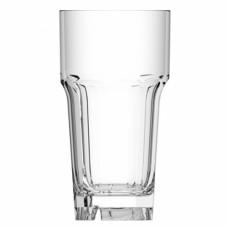 30x Hard Plastic Bierglazen Halve Liter 50cl Onbreekbaar Eco