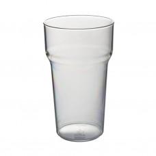 64x Plastic Bierglazen Pint 56cl Onbreekbaar