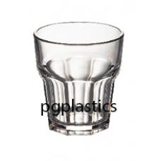 PLASTIC CAIPIGLAS 25cl Heavy (PC) Onbreekbaar BAR Roltex - 50 st/ds