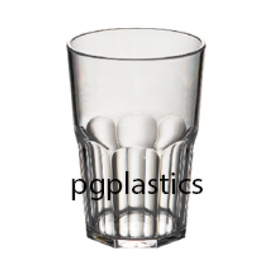 PLASTIC CAIPIGLAS 43cl Heavy (PC) Onbreekbaar BAR Roltex - 50 st/ds