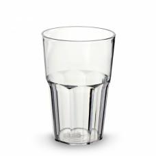 60 x Plastic Cocktailglas 34cl Onbreekbaar Eco Reeks