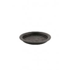 PLASTIC ONDERLEGGER - DEKSEL ZWART Aqua Roltex - 8 st/ds