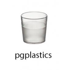 PLASTIC BEKER JUNIOR FROST 17cl (PC) Onbreekbaar FROST - 150 st/ds