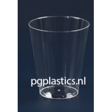 500 x PLASTIC DRINKGLAS 30CL (PS)