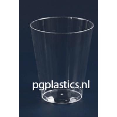 500 x PLASTIC DRINKGLAS 30CL (PS)