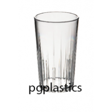 PLASTIC WATERGLAS 28cl (PC) Onbreekbaar STAR Roltex - 50 st/ds