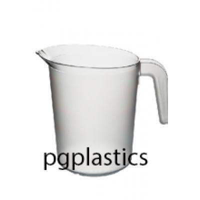 PLASTIC KARAF / PITCHER 2L (PC) Onbreekbaar FROST Roltex - 24 st/ds