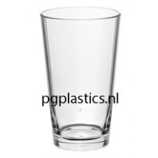 PLASTIC BIERGLAS 440ml (PC) Onbreekbaar Tao Roltex - 50 st/ds