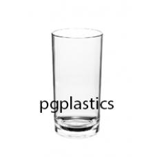 PLASTIC LONGDRINKGLAS, SHORT, 25cl (PC) Onbreekbaar Top - 50 st/ds