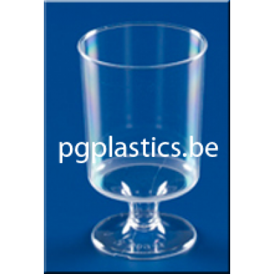 20000 x Plastic Shotglazen / Borrelglaasjes 0.05L Op Voet (PS)