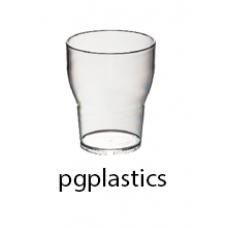 PLASTIC TULIP 25cl (PC) Onbreekbaar SMART Roltex - 112 st/ds