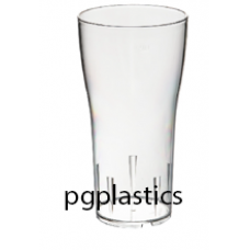 PLASTIC TULIP 48cl (PC) Onbreekbaar SMART Roltex - 80 st/ds