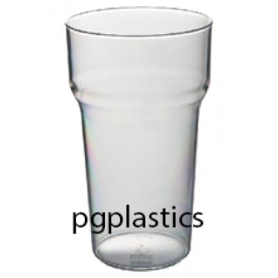 PLASTIC TULIP 56cl (PC) Onbreekbaar SMART Roltex - 56 st/ds