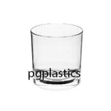 PLASTIC WHISKYGLAS 25cl (PC) Onbreekbaar Top Roltex - 50 st/ds