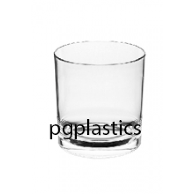 PLASTIC WHISKYGLAS 25cl (PC) Onbreekbaar Top Roltex - 50 st/ds