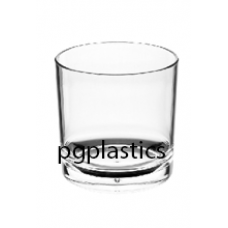 PLASTIC WHISKYGLAS 35cl (PC) Onbreekbaar Top Roltex - 50 st/ds