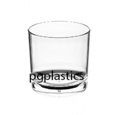 PLASTIC WHISKYGLAS 35cl (PC) Onbreekbaar Top Roltex - 50 st/ds