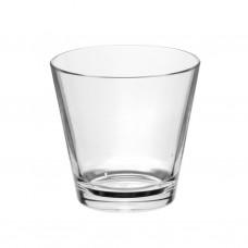 36x Plastic Whiskyglazen 35cl Onbreekbaar