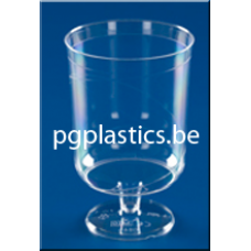 720 x Plastic Wijnglas 1-Delig 0.15L