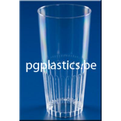 4000 x PLASTIC BIERBEKER BELGISCHE 30cl (PS)