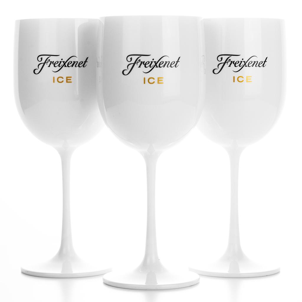 Onbreekbare wijnglazen Freixenet ICE
